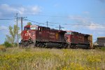 CP 246 CP 9816 West